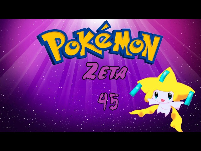 Pokemon Zeta 45 - 7 значок!