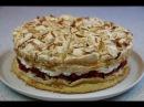 Торт Небесный легкий воздушный и очень вкусный ✧ Himmelstorte ✧ Heaven Cake English Subtitles