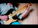 Коррозия Металла Садизм 1992 guitar cover by Alex Pomazov