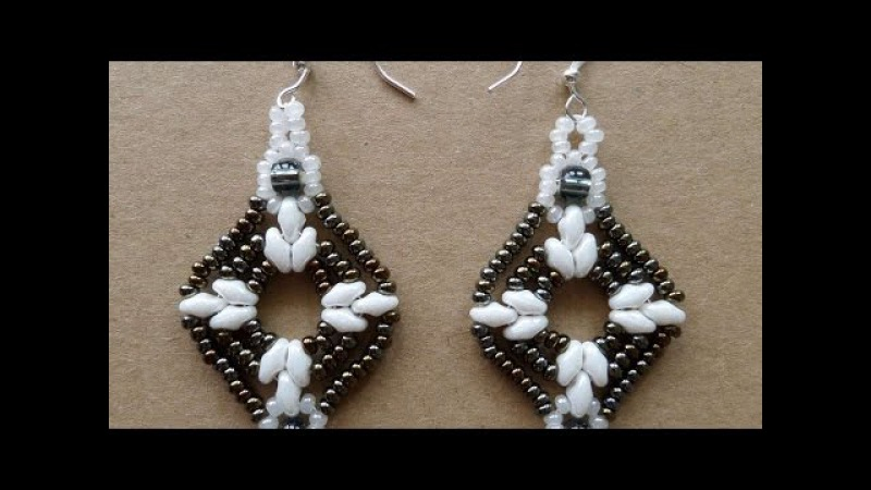 How To Make Sparkling Beaded Earrings - DIY Style Tutorial - Guidecentral