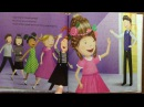 Pinkalicious CRAZY HAIR DAY Read Along Aloud Story Book for Children and Kids