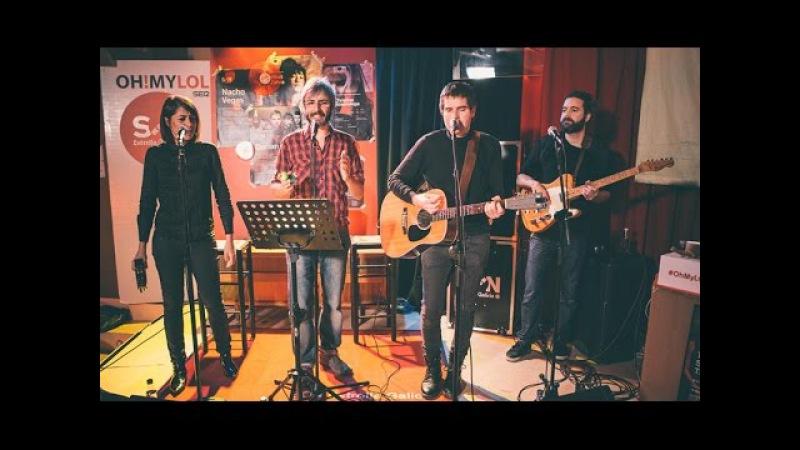 Dorian, Xoel López y Juanma Latorre: A cualquier otra parte - Oh! My LOL SON Estrella Galicia