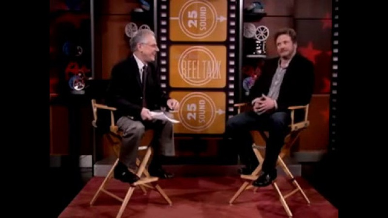 Gorgeous Colin Firth talks father-son relationship, 'Valmont', SNL and American accents