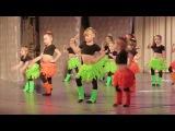 Концерт школы танца