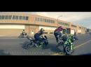 НАРЕЗКА МОТО АВАРИЙ 2016/cutting motorcycle accidents 2016