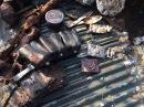 WWII Раскопки по войне в Демянском котле 15 excavated dugout SS Totenkopf