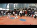 Юный Самурай финальный бой Нагернюк - Кравчук 18.02.17г.