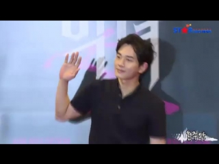 170605 Он Чжу Ван на VIP премьере фильма «Злодейка»