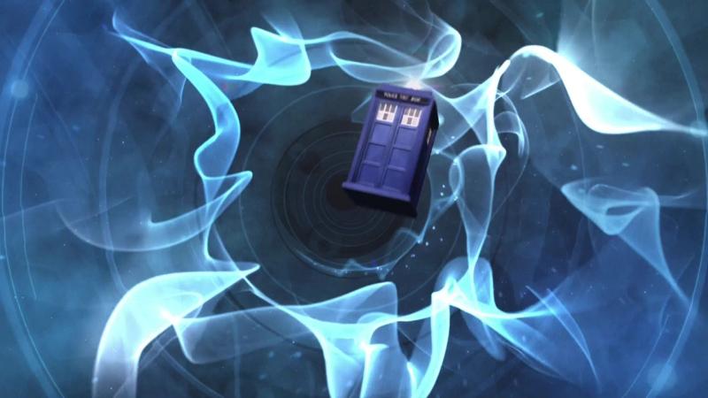 Доктор Кто - Тёмная Вода / Смерть В Раю (3D) - Заставки | Doctor Who - Dark Water / Death In Heaven (3D) - Title Sequences