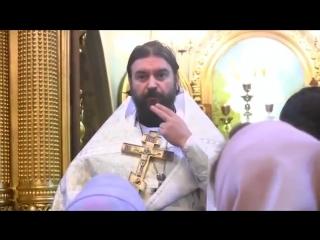 Отрывок из проповеди Об ангелах (21 11 2015) - Андрей Ткачёв