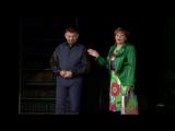 Раиль Садриев и Хания Фархи