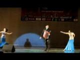 Nurlybek Kadyrov &amp 'ESHTA' group on Oriental Astana Festival 2014 Gala Show 3453