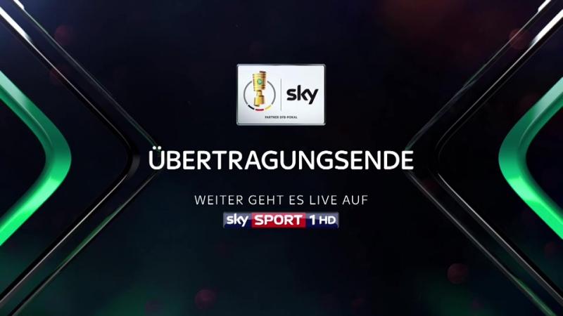 Кубок Германии 2017-18 / 1-й раунд / Айхеде – Кайзерслаутерн / 2 тайм