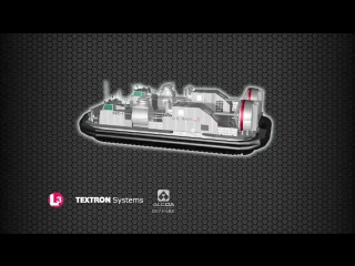 Textron Systems - Береговой Connector (SSC) амфибия Landing Craft Simulation [720p]