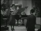 Mademoiselle Mozart (1936) avec Danielle Darrieux