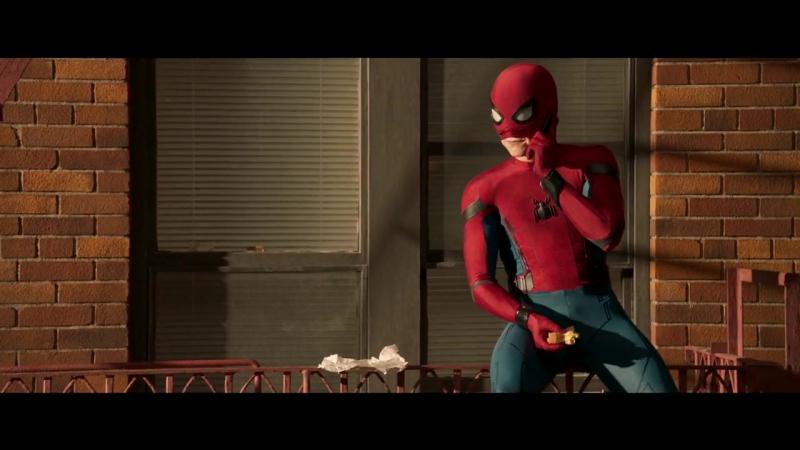 Третий трейлер фильма Человек Паук: Возвращение Домой в 4K ULTRA HD