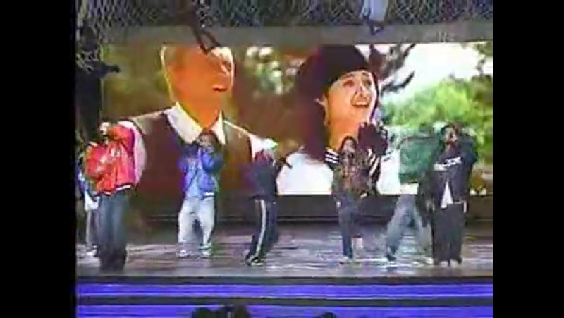 YG Family (G-Dragon) - YMCA [2002.12.03 MBC Film Awards]