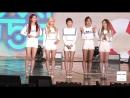 레드벨벳 Red Velvet4K 직캠빨간 맛 루키 러시안 룰렛@170724 Rock Music