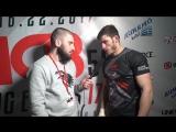 АСВ 58: Ахмед Ибрагимов после боя