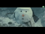 Touching 2012 Christmas ad by John Lewis- Snowmen love story