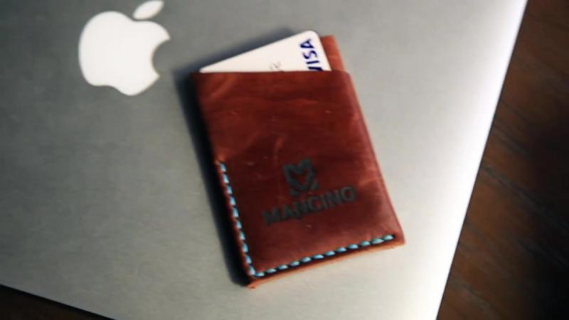 Презентация Cardholder от дизайн завода кожаных изделий