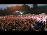Концерт Олега Газманова в Донецке - Жители Донецка поют об СССР