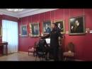 В. А .Моцарт. Ария Лепорелло(со списком) из оперы Дон Жуан