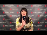 Paget Brewster talks about her return to Criminal Minds