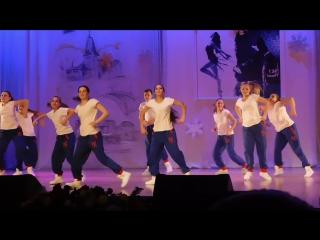 Образцовый ансамбль современного танца