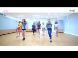 _Dance Practice_ CLC - No oh oh