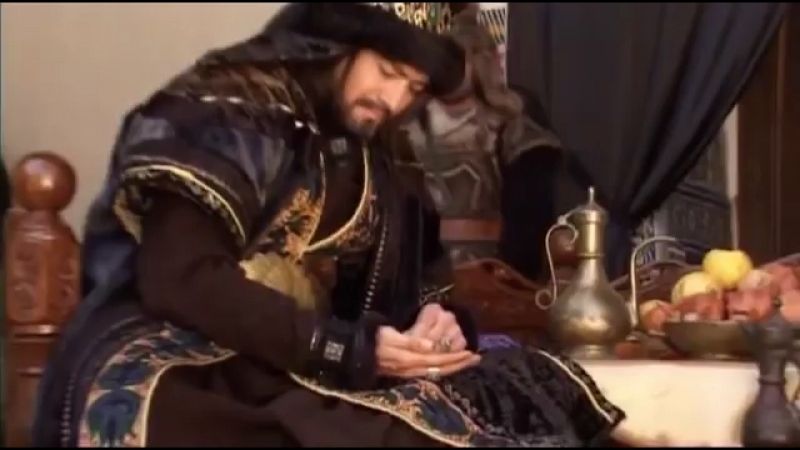 Прорицатель Омар Хайям. Хроника легенды 5 серия
