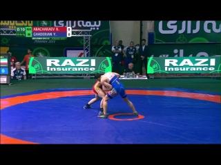Моменты Россия vs Иран - Кубок Мира по Греко-Римской Борьбе 2017 | RIWUS