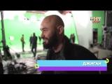 ТНТ Music  BIG NEWS Съемки нового клипа Джигана и Jah Khalib