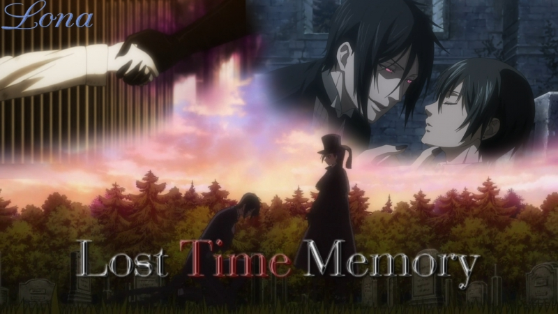 Lost Time Memory   Себастьян Михаэлис и Сиэль Фантомхайв   AMV/ Клип Тёмный дворецкий Dark buter Kuroshitsuji