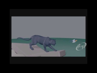 Creature and Character Animation Reel - Ambica Banu