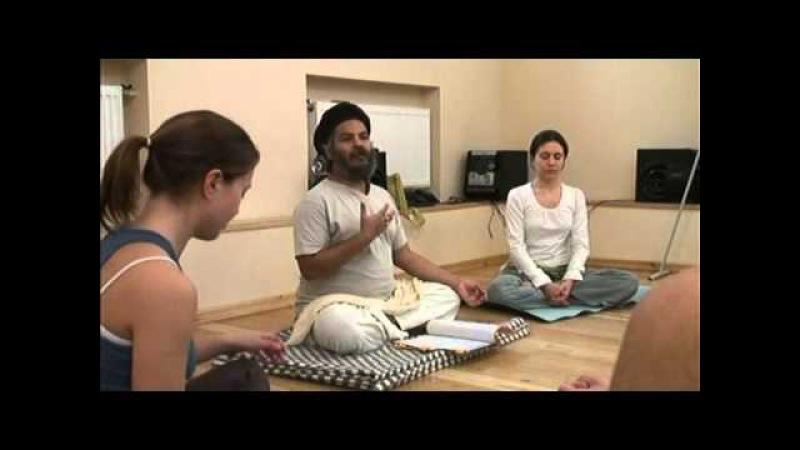 Йога-терапия заболеваний легких и аллергий 3 | Дэв Дас джи Махарадж