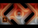 Art Makers Daniele De Nigris Creates Geometric Designs in Illustrator Adobe Creative Cloud