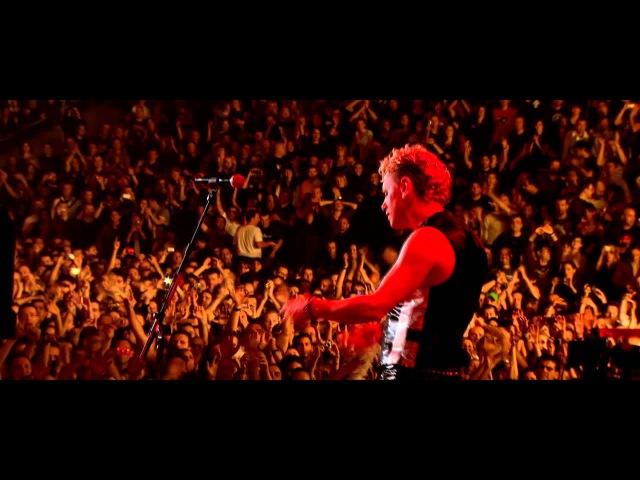 Depeche Mode Tour of the Universe 2010 BDRip HD