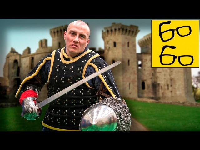 Рыцарские бои в полный контакт, фехтование, реконструкция — исторический средн ...