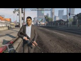 Mafia III - Lincoln Clay in GTA V (head mod)