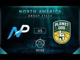 Team NP vs Planet Odd - TI7 NA Regional Qualifiers Group Stage - @DotACapitalist @KBBQ