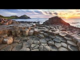 Еду Тропа Великана-Северная Ирландия , Giant's Causeway -Northern Ireland