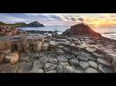 Еду Тропа Великана Северная Ирландия Giant's Causeway Northern Ireland