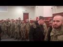 Бійці зайшли у сесійну залу Київради
