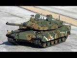 корейский танк Черная пантера! K2 Black Panther