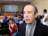 Всеукраинский турнир по греко-римской борьбе Юный Олимпиец