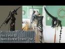 Aranea Highwind Cosplay Tutorial - Part 3