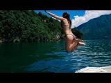 Русские в Европе 12. Озеро Комо. Италия. Купаемся Голыми