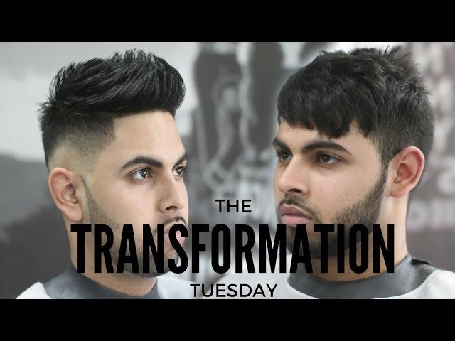 Transformation Tuesday    Haircut Tutorial    Drop Fade
