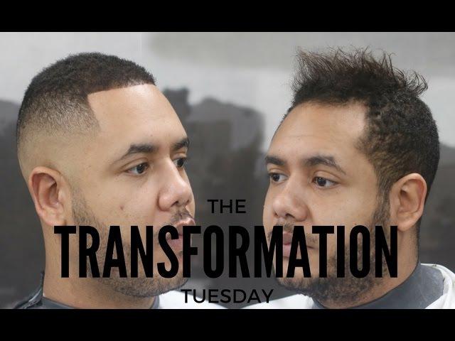 Transformation Tuesday!    Haircut Tutorial    Skin Fade
